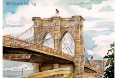 Brooklyn Bridge Still Stands