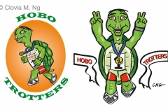 Hobo Trotters Logos
